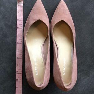 209c24a7bac3 Marc Fisher Shoes - Marc Fisher Caitlin Blush Pumps